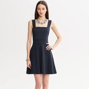 Banana Republic Milly Collection Ponte Knit Dress